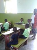 Undervisning på Senter 1