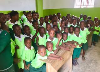 Kampala og møtet med ungene på Senter 1!