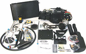 Vehicle Air Conditioning Installation Kit
