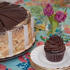Chocolate Cupcake w/Chocolate Frosting