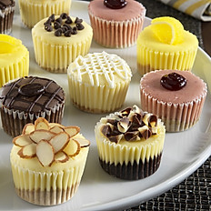 Mini Cheesecake Collection- 12 Count