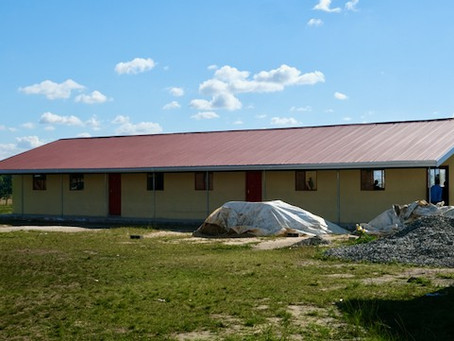 Eastern Cape parents build their own school