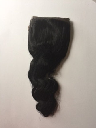 "14"" Silk Frontal Wavy Natural Color"