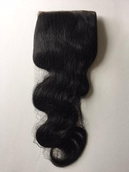 "14"" Silk Frontal Body Weave N C"