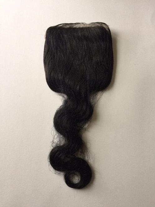 "14"" Silk Closure Body Weave"