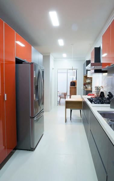 Cozinha - Cobertura MR