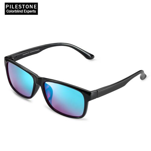 0ff56efb7db0 TP-025 Pilestone® Color Blind Glasses UV400 Protection