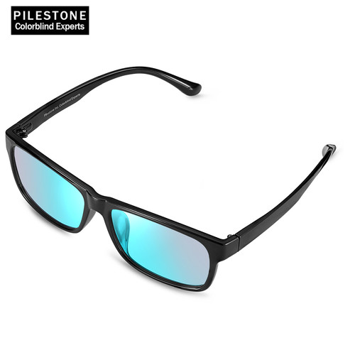 4cf14ba71a8c Pilestone Color Blind Glasses TP-024