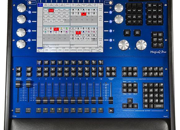 Chamsys MQ100 Lighting Control Desk