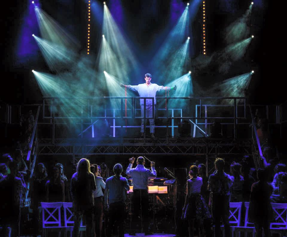 Theatre Lighting Hire