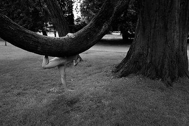 art, conceptual, photograph dance dancer movement location park