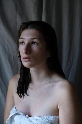 natural light portrait art, conceptual, photograph