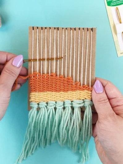 Mini Weaving Kit