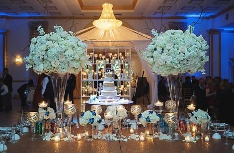 bridal table 2