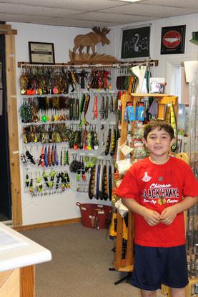 Gift Shop Tackle