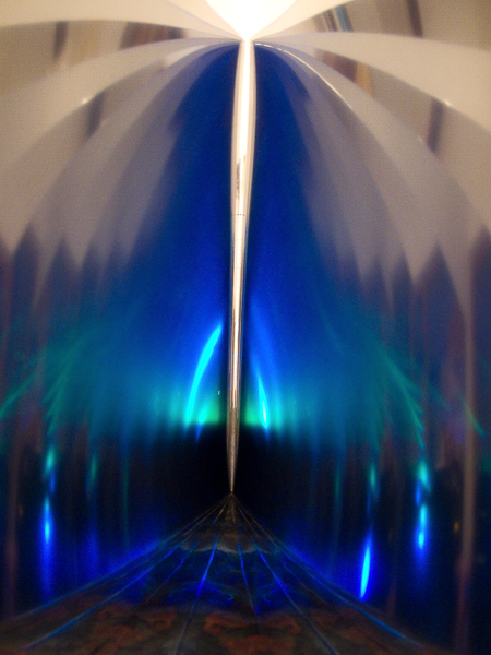 Blue spirit (esprit bleu)