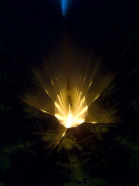 Heart of light (coeur de lumière)