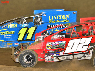 Woodhull Raceway Championship Night Presented Kibbe Oil and Gas Field Services