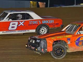 Woodhull Auto Supply Returns as Hobby Stock Class Sponsor At Woodhull Raceway