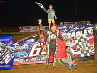 'King Bobby' Davis Crowned in Seventh 'Jake Davis Memorial'