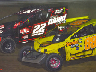 Annual George Williams Memorial With $2000-to-win Modifieds On Card At Woodhull Raceway