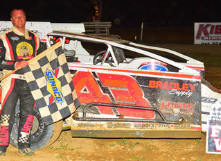 'B-Mart' Gets Second Career Modified Win At Woodhull
