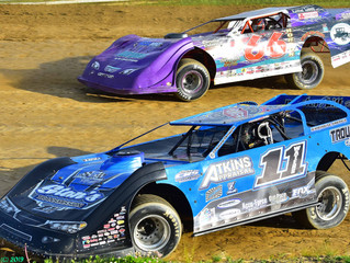 Crate Late Model 'King of the Bullring' Returns To Woodhull Raceway