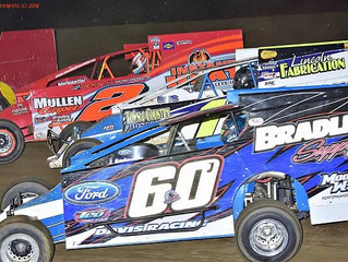 Jake Davis Memorial Modified 'King of the Bullring' This Saturday At Woodhull