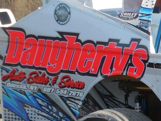 Daugherty Auto Sales and Service to Sponsor Mini Stocks and Warriors at Woodhull Raceway