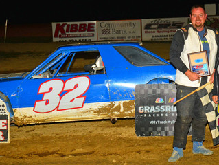 Crooker and Morseman Get First Season Victory At Woodhull Raceway
