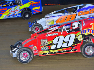 Second Open Practice Set to Take Place at Woodhull Raceway