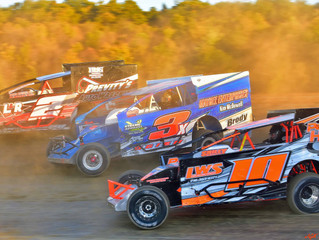 White's Repair Service And Towing Presents Modified Kick Off At Woodhull Raceway