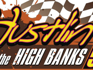 "Short Track Super Series to ""Hustle the High Banks"" of Woodhull Raceway Tuesday, August 13"