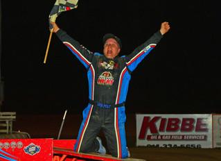 Van Pelt Wins Sixth Consecutive Lyle Sherwood Memorial At Woodhull Raceway