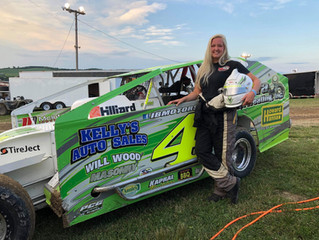 Isabel Barron Awarded First Career Win After Woodhull Tech DQ