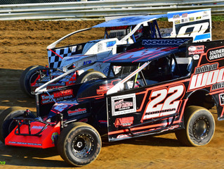 Nobriga Wins Again, Making It Two In A Row At Woodhull Raceway