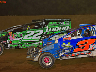 Silvernail Gets First Win In 30 Years At Woodhull Raceway