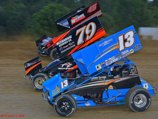 Patriot Sprint Tour Invades The 'Highbanks' Presented by Williams Contruction and Sprayfoam