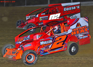 Baker, Dennis, And Van Pelt Two For Two At Woodhull