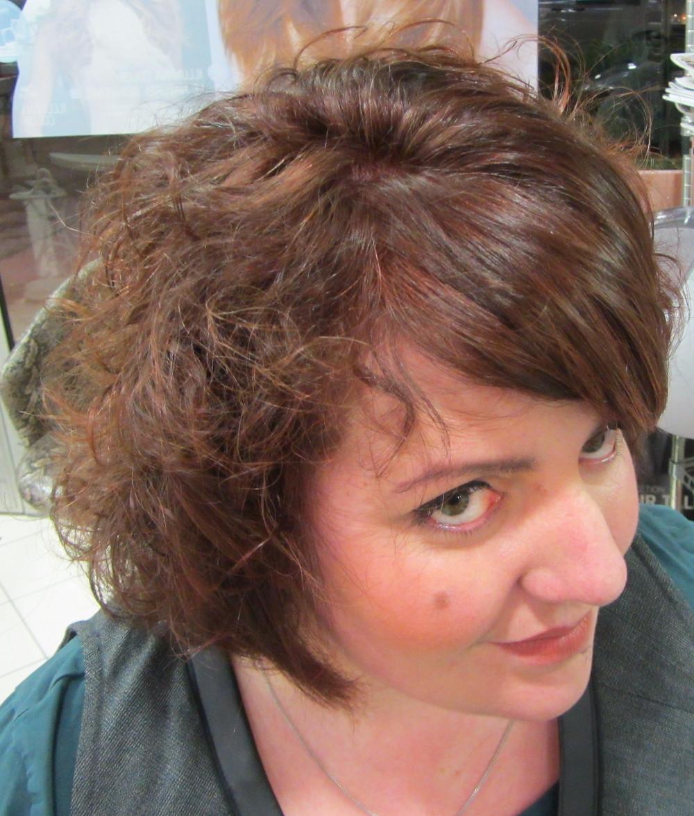 Après coiffure