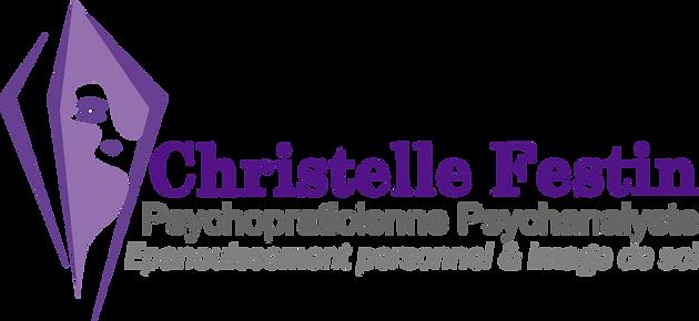 logo 2021 Christelle Festin psychanalyste