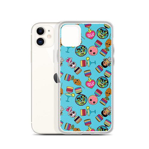 Fiesta MedalsiPhone Case