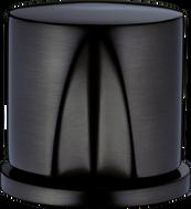 Hansgrohe Brushed black chrome 340*