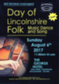 Lincolnshire Day of Folk