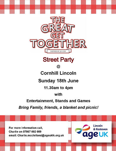 The Great Get Together Lincoln