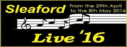 Sleaford Live Festival