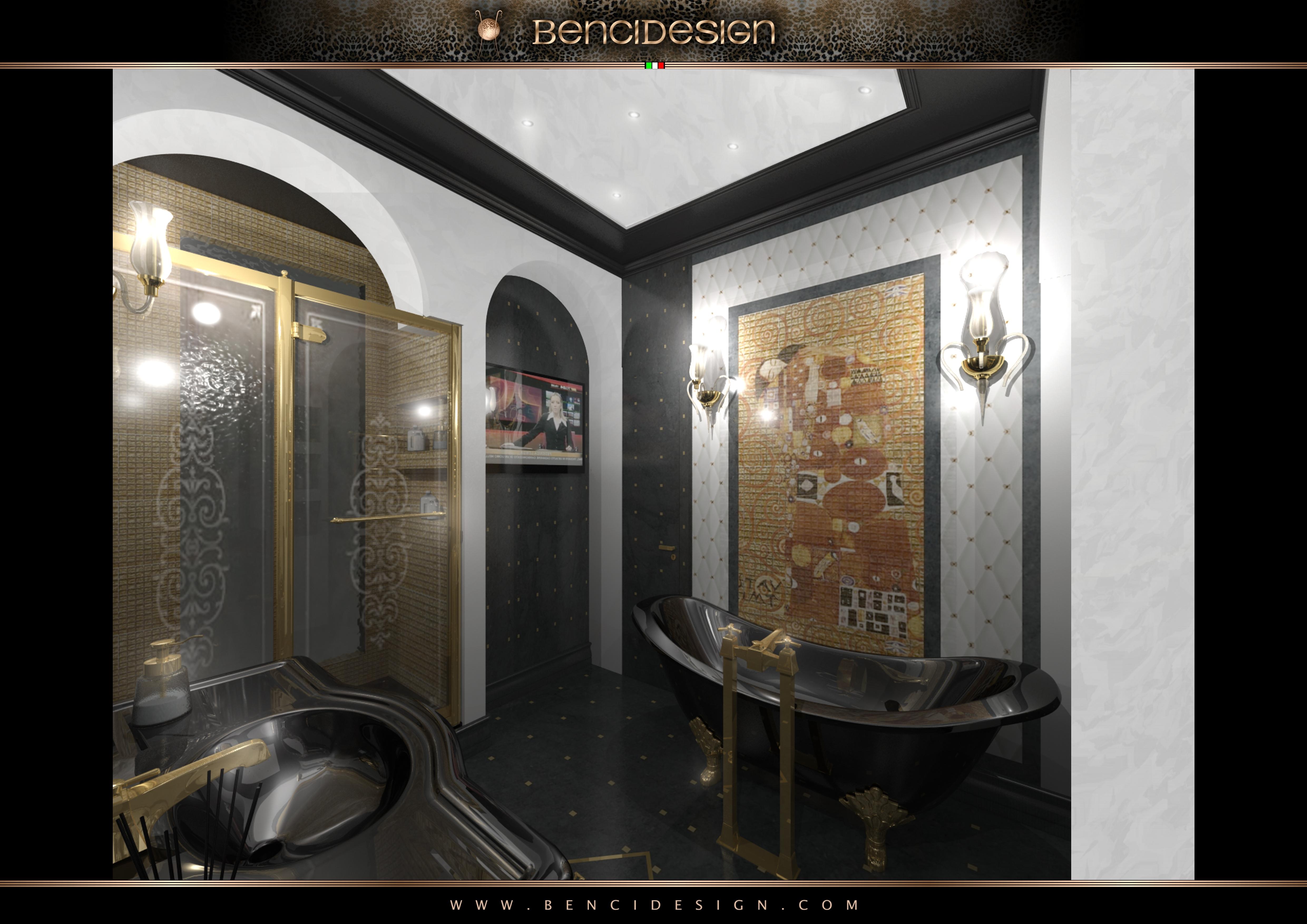 bath San Pietroburgo