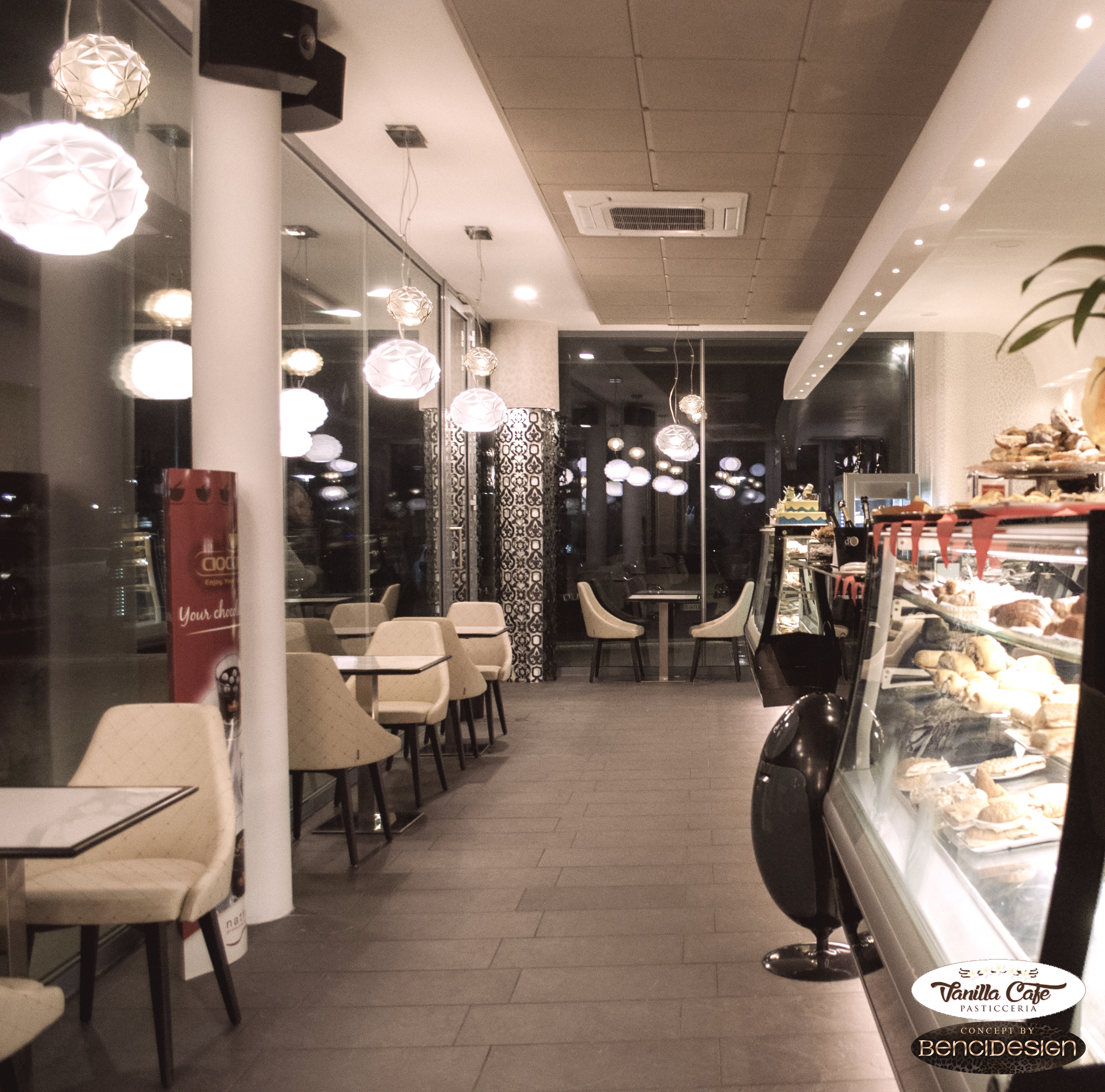 VANILLA CAFFE