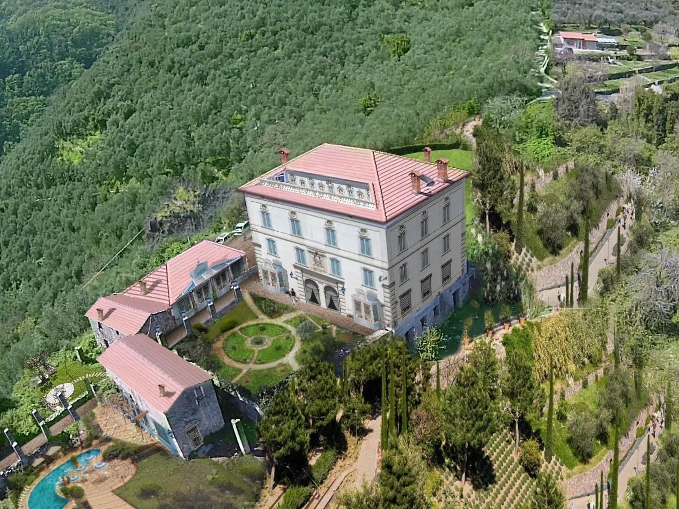 Villa Liguria - Italy