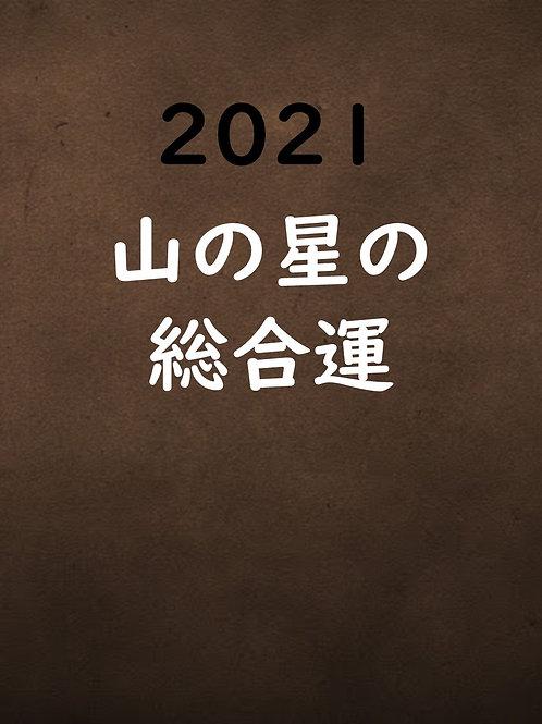山の星の運勢2021